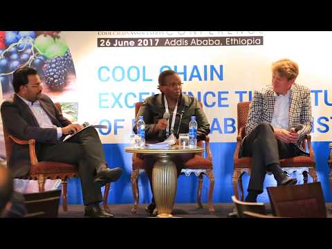 Global CCA Perishable Conference at Addis Ababa - Panel Discussion - 2