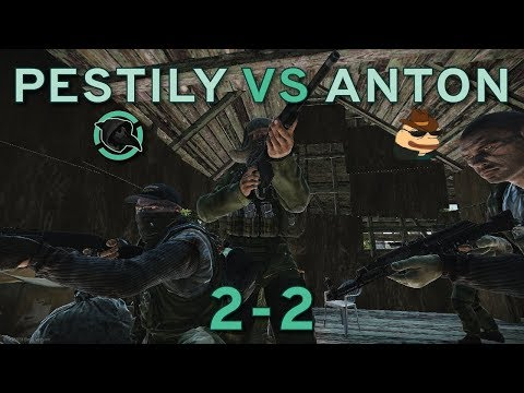 Anton vs Pestily - Escape from Tarkov