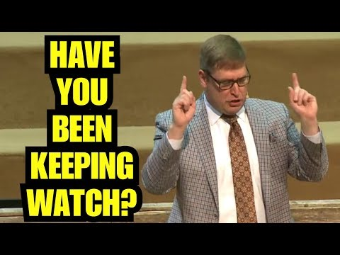 """Have You Been Keeping Watch?"" - Glenn Massey"