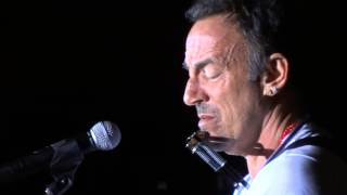 Bruce Springsteen - 2014-05-23 Pittsburgh - My Beautiful Reward (solo acoustic)