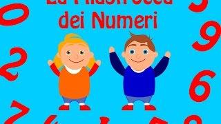 Filastrocca dei Numeri | Filastrocche per Bambini