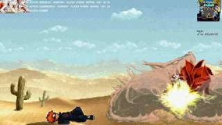 naruto mugen 6 tails vs pain