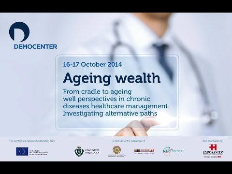 Ageing Wealth Conference - 16 October 2014 - Mirandola (Italy)