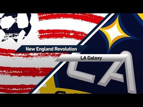 Highlights: New England Revolution vs. LA Galaxy | July 22, 2017