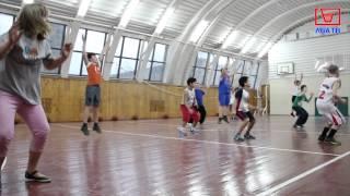 Тренировка баскетбол ЛБА Арбат