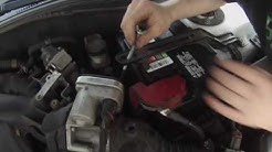 How To Install Ford Fusion Car Battery (EASY)