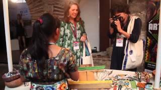 La artesanía guatemalteca atrae al mundo
