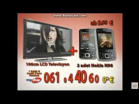 SHOW TÜRK TV REKLAM KUŞAĞ  PROGRAM TANTIM KUŞAĞ 2008  Yotube Ikez
