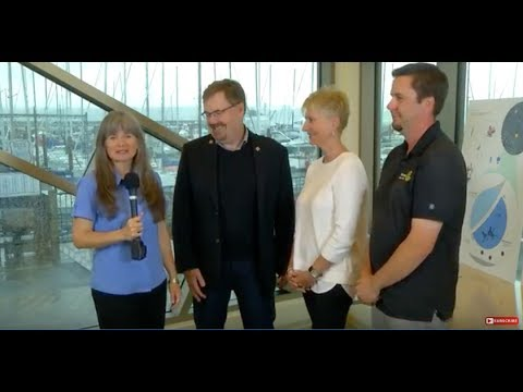 Update from Comox Valley Mayors & CV Regional District Director - Up Front on Shaw TV