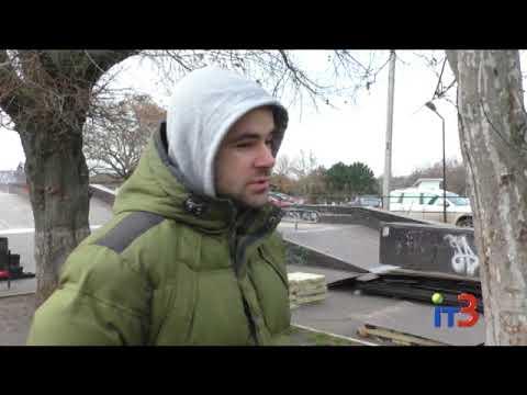 it3ua: В Черноморске ремонтируют экстрим-парк