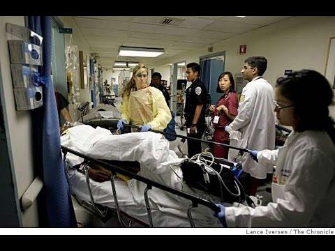 Canadiany hospital patients