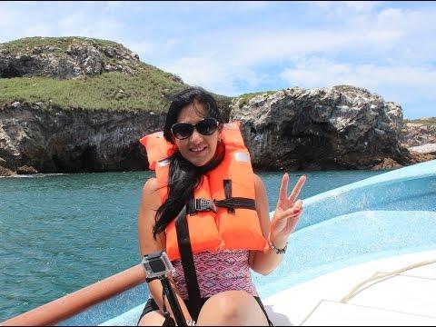 De paseo por Las Islas Marietas, Nayarit, Mexico