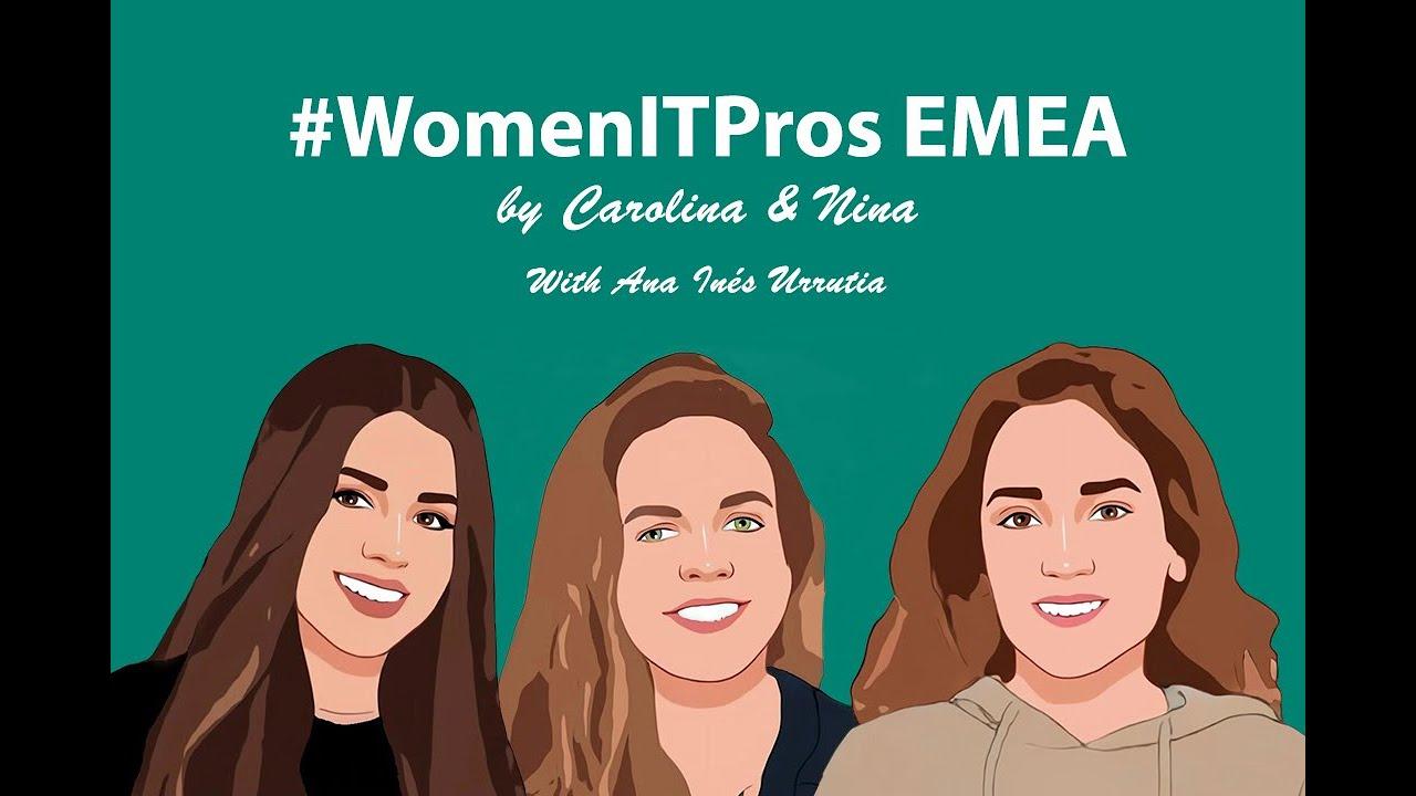 #WomenITPros EMEA | Accelerating your career through mentorship