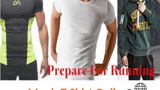 Best Online Hub For Men's Running T Shirt