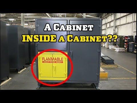 Custom Spotlight: Cabinet Inside a Cabinet