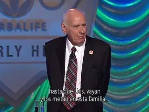 Jim Rohn Herbalife Honors en Beverly Hills 2009