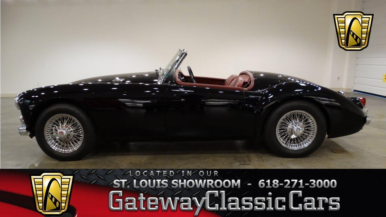 1959 MGA - Gateway Classic Cars St. Louis - #6404