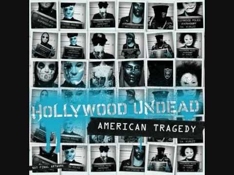 Hollywood Undead - My town (Lyrics)
