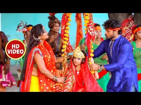 Khesari Lal Yadav का सबसे हिट देवी गीत | सातो बहिन के झुलुआ झूला दियो रे | Devotional 2018