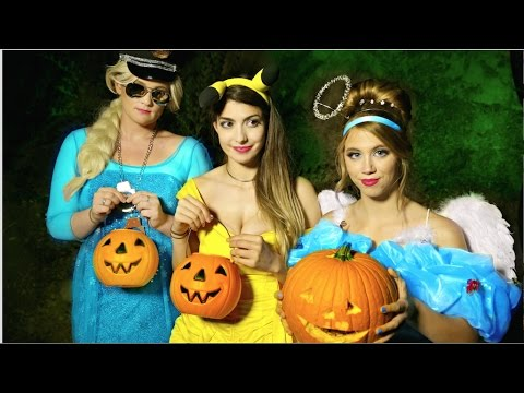 Thumbnail: Disney Princess Halloween Party