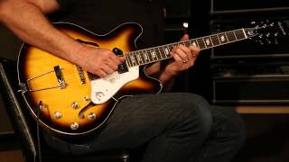 Download Epiphone Casino  •  SN: 1212210776 MP3 song and Music Video