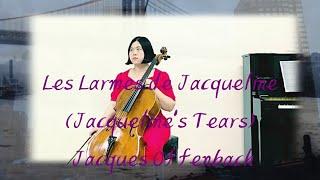 Les Larmes De Jacqueline (Jacqueline's Tears) Zenith-JuHye Cello 자클린의 눈물 황주혜 첼로 김주은 피아노