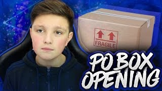 FOREIGN CANDY! - PO BOX OPENING #1