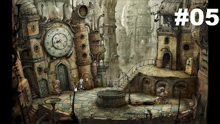 Let's Play Machinarium #05: Time to Solve Puzzles to Solve Puzzles