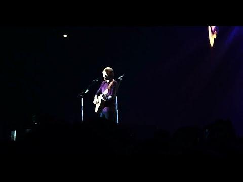 Ed Sheeran - Vincent Cover At Hallenstadion, Zrich 28.01.2015
