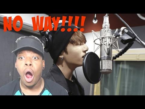 Jungkook - We Don't Talk Anymore (Cover) REACTION
