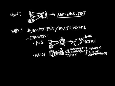 Natural Language Generation (Introduction)