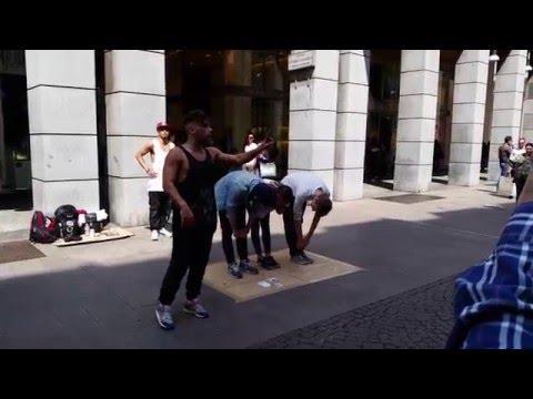 Milano - street dance