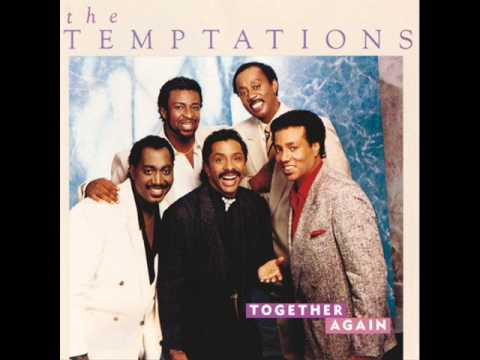 The Temptations     Look What You Started