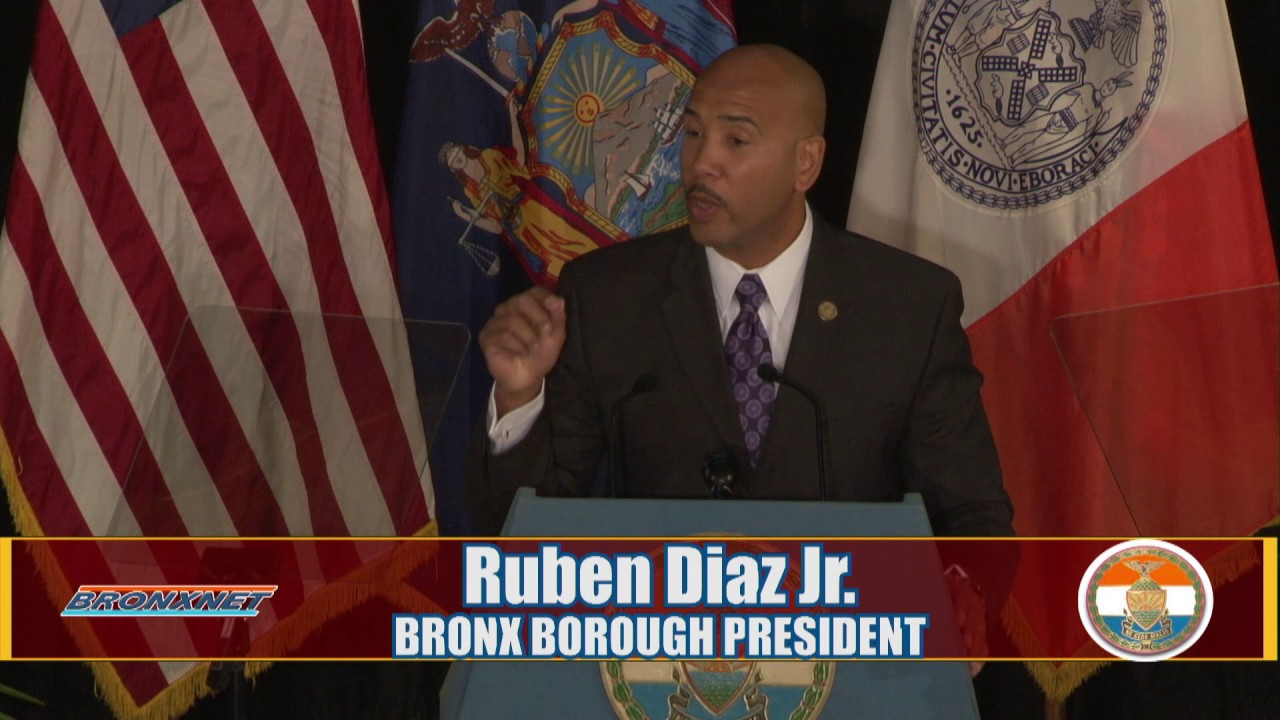 State of the Borough Address 2013