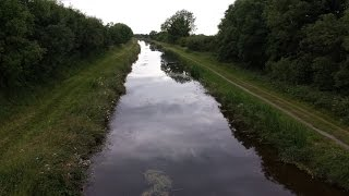 The Royal Canal Trail on Bike (Longford to Dublin)