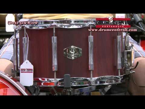 Drum Art Padauk Stave Snare Drum - 8x14