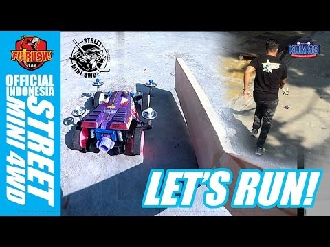 Street Mini 4WD AR and MS ~ LET'S RUN!