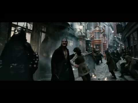 Harry Potter trailer Latinoamerica