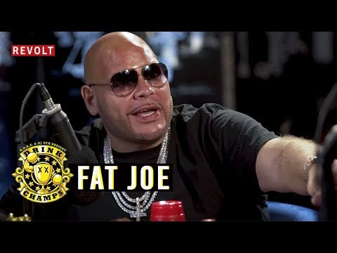Fat Joe | Drink Champs (Full Episode)