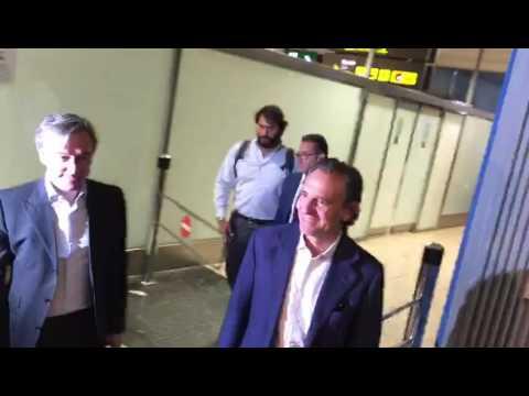 Cesare Prandelli ya está en Valencia