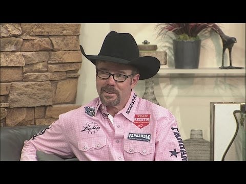 Tuff Hedeman talks Championship Bull Riding
