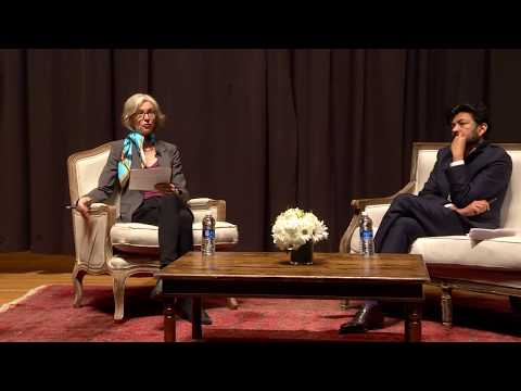 Jennifer Doudna and Sid Mukherjee in Conversation