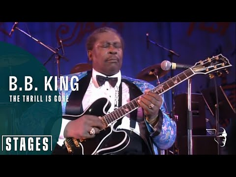 B B King  The Thrill Is Gone  at Montreux 1993