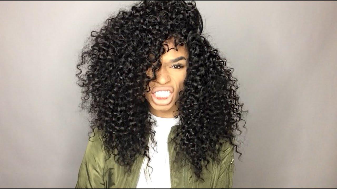 Sexy Formula Hair Malaysian Curly Review AliExpress