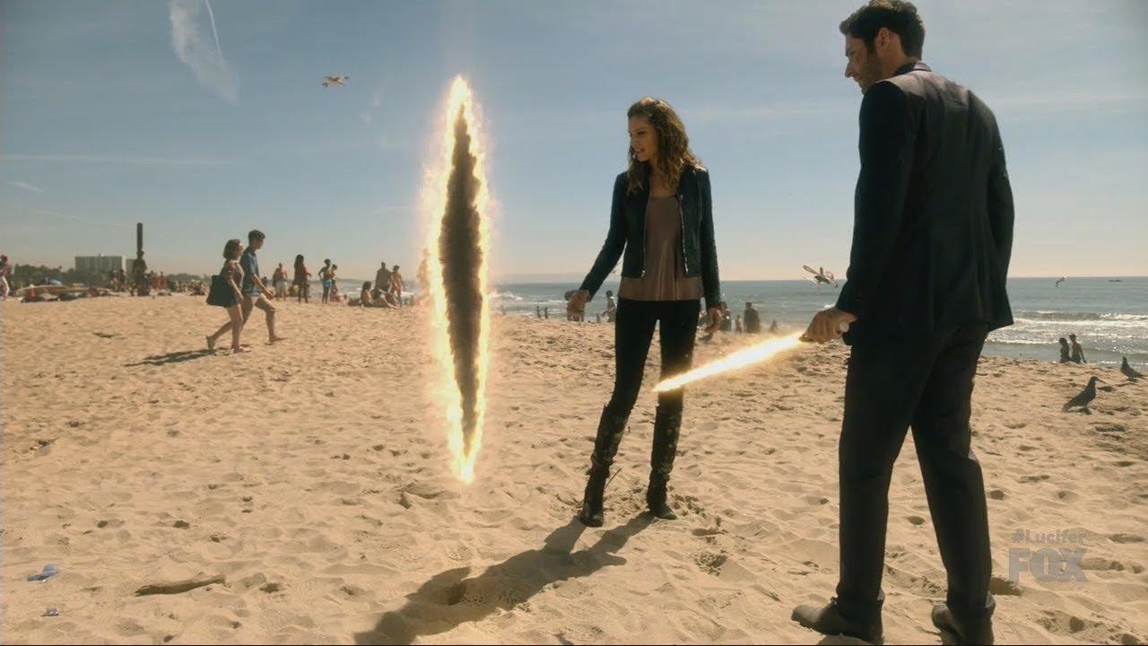 Download Lucifer vs Mom : Lucifer Season-2 Episode-18  in Hindi {1/2}