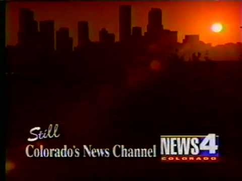 KCNC Denver News Promo (September 1995)
