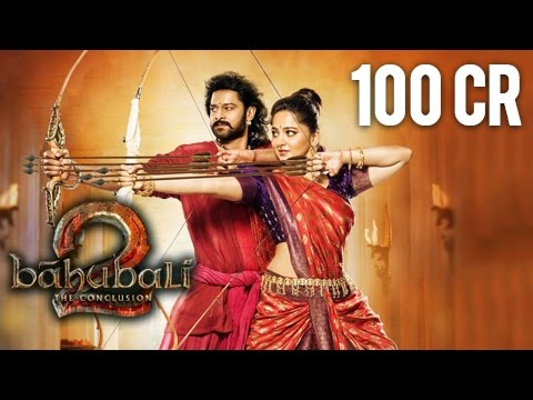Thumbnail: Baahubali 2 The Conclusion Earns 100 Cr | Day 1 Collection | Box Office Report