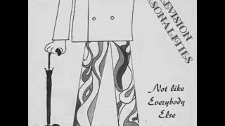Television Personalities - I'm Not Like Everybody Else