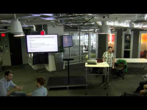 Austin Hardware Startup Meetup: Prototype to Production + Simulation Product Development + Pizza