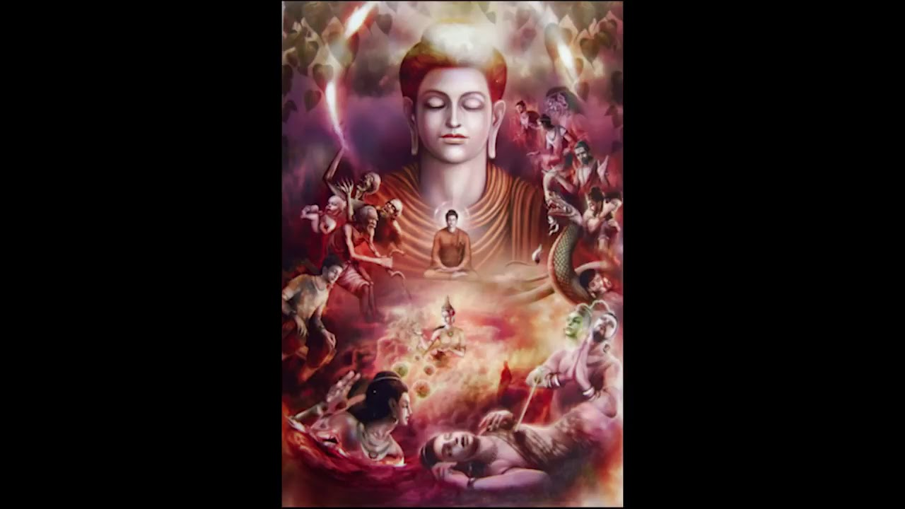Thần chú Om Mani Padme Hum – Trừ Ma Quỷ – Vong Ám – Bệnh Tật